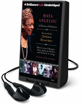 Maya Angelou: A Glorious Celebration [With Headphones] 9781608126538