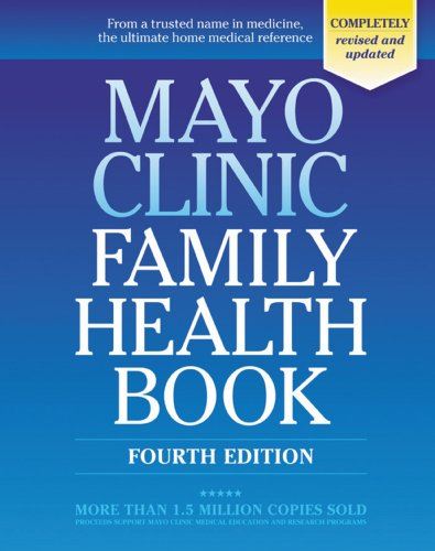Mayo Clinic Family Health Book 9781603200776