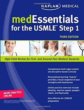 Medessentials for the USMLE Step 1 9781607144823
