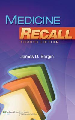 Medicine Recall 9781605476759