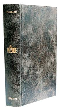 Message Bible-MS-Personal Size Numbered 9781600061516