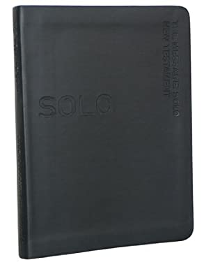 The Message: Solo New Testament 9781600066726
