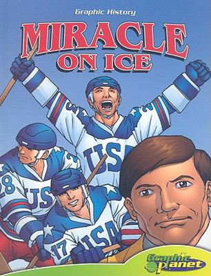 Miracle on Ice [With Hardcover Book] 9781602702295