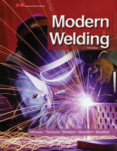 Modern Welding 9781605257952