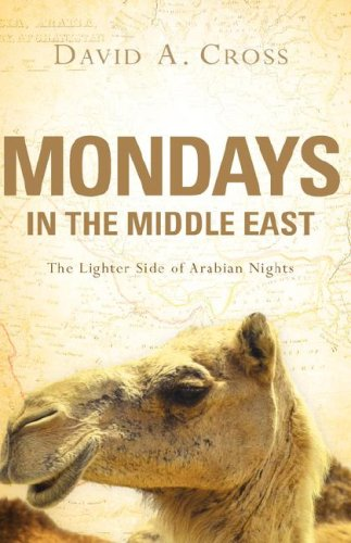 Mondays in the Middle East 9781600346538