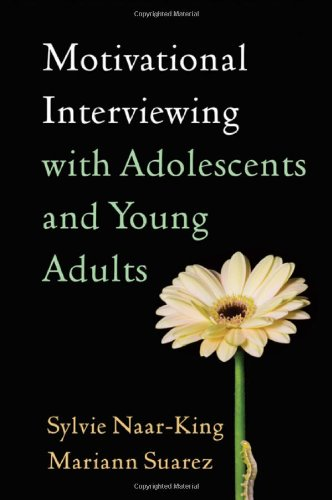 Motivational Interviewing with Adolescents and Young Adults 9781609180621