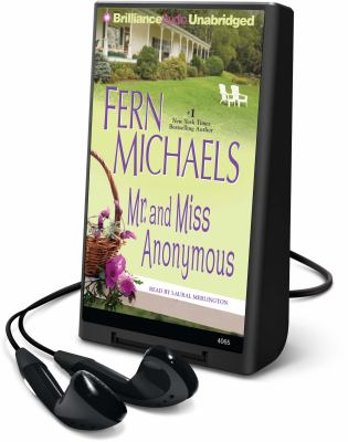 Mr. and Miss Anonymous [With Earbuds] 9781608475438