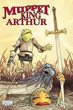 Muppet King Arthur 9781608865550