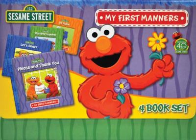 My First Manners Boxed Set 9781607452386