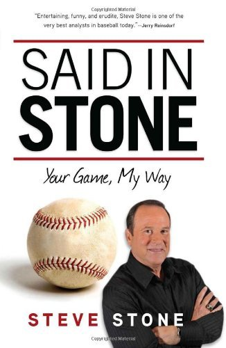 Said in Stone: Your Game, My Way 9781600785382