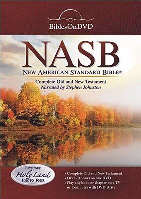 NASB Bible on DVD 9781603620727