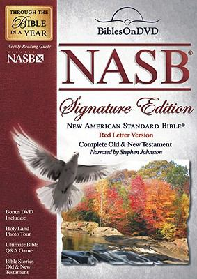 NASB on DVD Signature Edition: Red Letter Edition 9781603620796