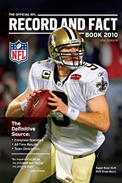 Official National Football League Record & Fact Book 9781603208338