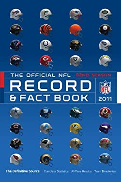 The Official National Football League Record & Fact Book 9781603208871