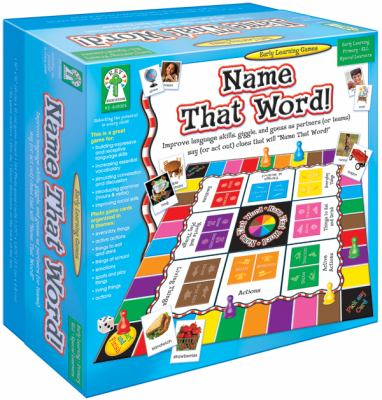 Name That Word 9781602680357