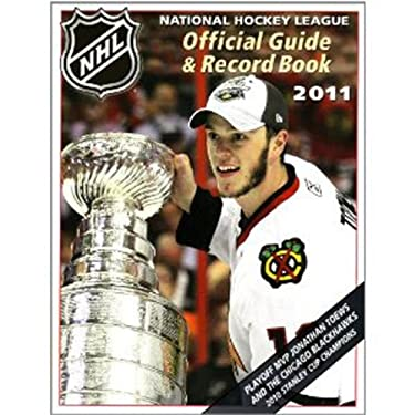 National Hockey League Official Guide & Record Book 2011 9781600784224