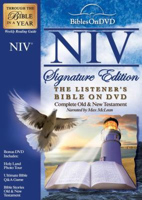 New International Version Bible 9781603620512