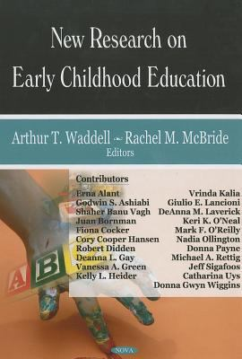 New Research on Early Childhood Education 9781604563689