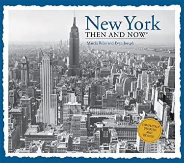 New York Then and Now 9781607105794