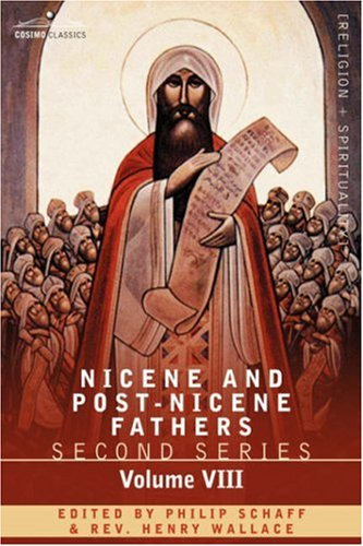 Nicene and Post-Nicene Fathers: Second Series, Volume VIII Basil: Letters and Select Works 9781602065215