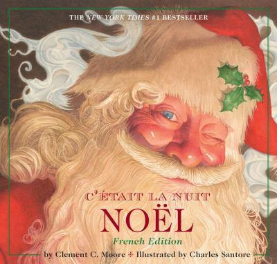 C'Etait La Nuit Noel: French Edition 9781604333008