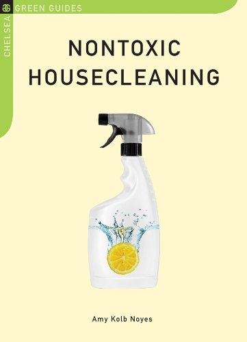 Nontoxic Housecleaning 9781603582032