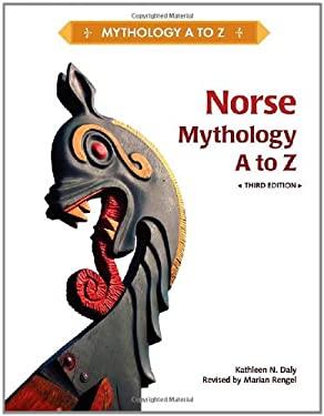 Norse Mythology A to Z 9781604134117