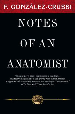 Notes of an Anatomist 9781607141129