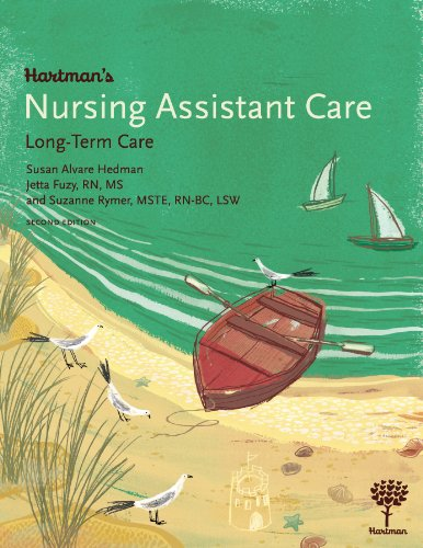 Hartman's Nursing Assistant Care: Long-Term Care 9781604250039