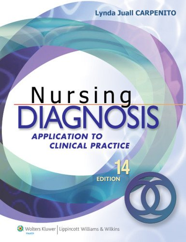 Nursing Diagnosis: Application to Clinical Practice 9781608311095