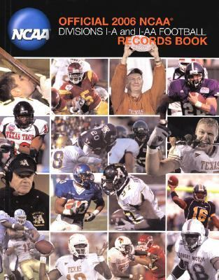 Official 2007 NCAA Division I Football Records Book 9781600780349