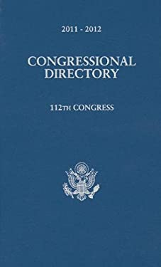 Official Congressional Directory (Cloth): 2011-2012 (112th Congress) 9781601758590