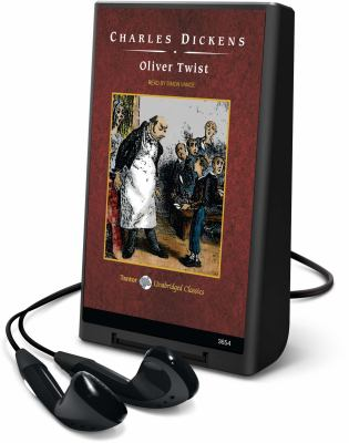 Oliver Twist [With Earbuds] 9781608125562