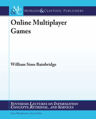 Online Multiplayer Games 9781608451425