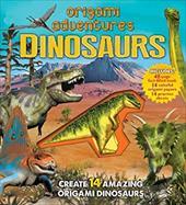 Origami Adventures: Dinosaurs 21921641
