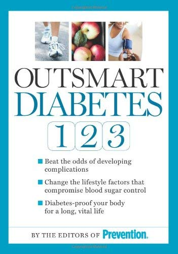 Outsmart Diabetes 1-2-3 9781605298658