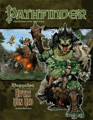 Kingmaker: Rivers Run Red 9781601252333