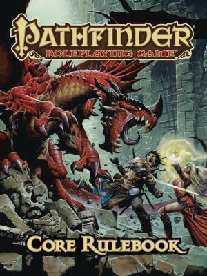 Pathfinder Roleplaying Game: Core Rulebook 9781601251503