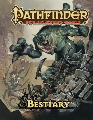 Pathfinder Roleplaying Game: Bestiary 9781601251831