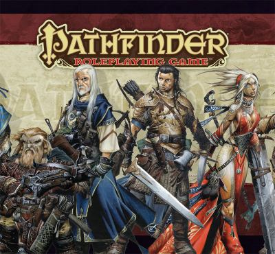 Pathfinder Roleplaying Game GM Screen 9781601252166