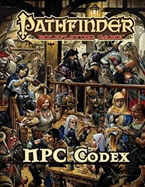 Pathfinder Roleplaying Game: Npc Codex 9781601254672