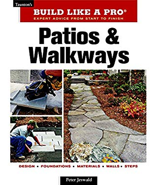 Patios and Walkways 9781600850752