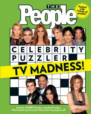The People Celebrity Puzzler TV Madness! 9781603208864