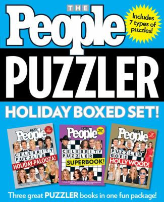 People Puzzler Holiday Boxed Set 9781603203470