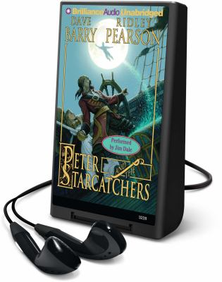 Peter and the Starcatchers [With Headphones] 9781607755180
