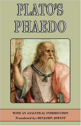 Phaedo 9781604503104