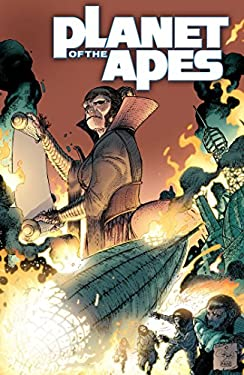 Planet of the Apes Vol. 3: Children of Fire 9781608862719