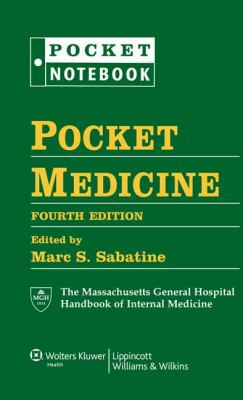Pocket Medicine: The Massachusetts General Hospital Handbook of Internal Medicine 9781608319053