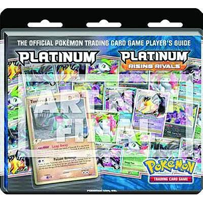 Pokemon Tcg: Platinum Player's Guide 9781604380859