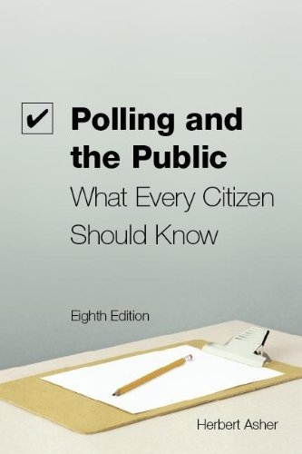 Polling and the Public: What Every Citizen Should Know 9781604266061